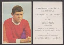 Manchester United Brian Kidd England 184